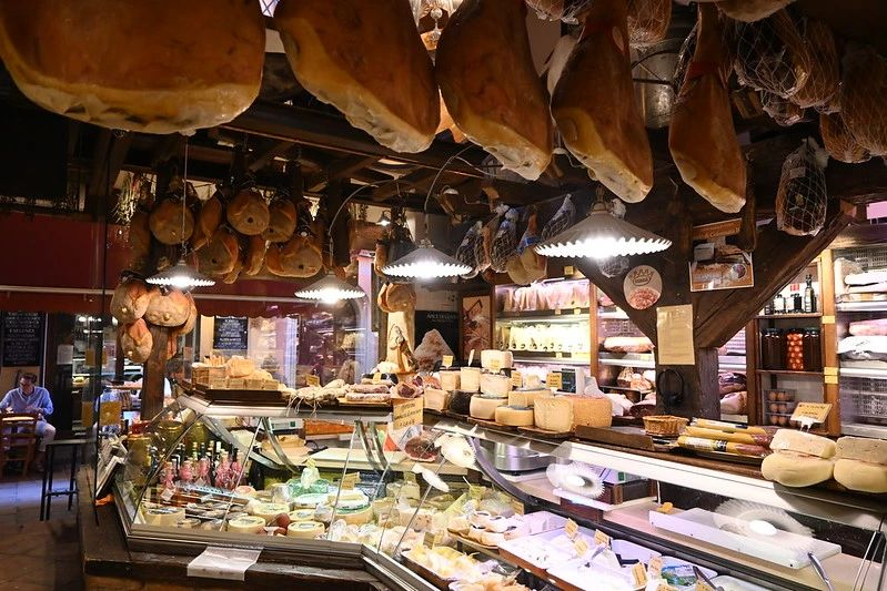 A beautiful medieval city that is easy to be missed, it has all the beautiful foods you want