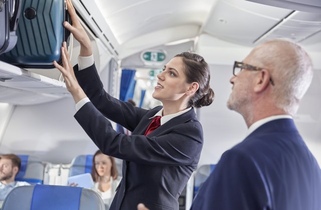 What do the favorite actions of flight attendants on the plane mean? The last one is absolutely unexpected