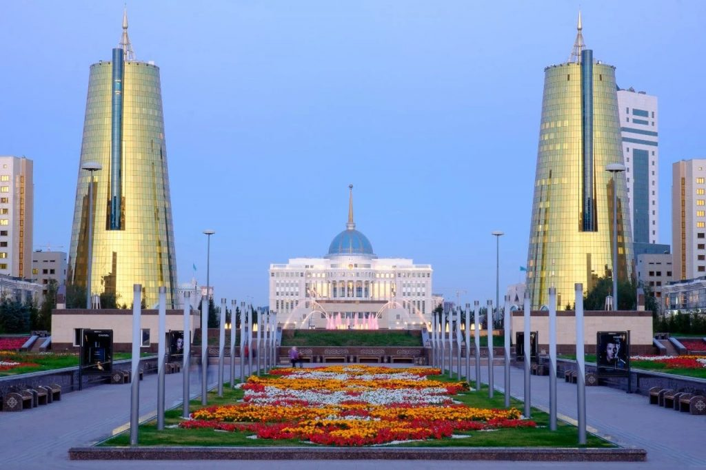 The secret places of Central Asia are waiting for you to explore