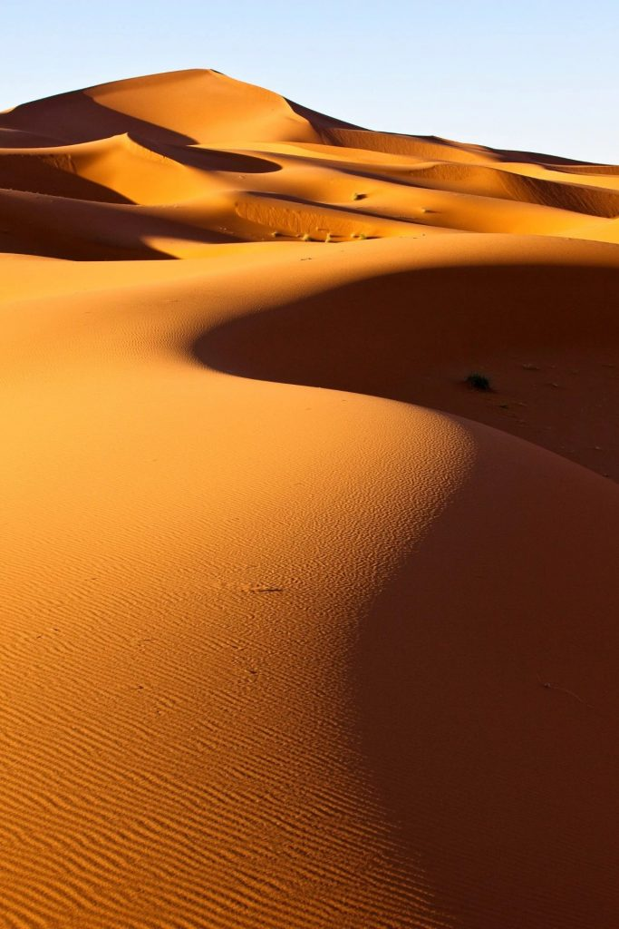 Meet the sea and desert! This big country of color can fulfill your dreams~