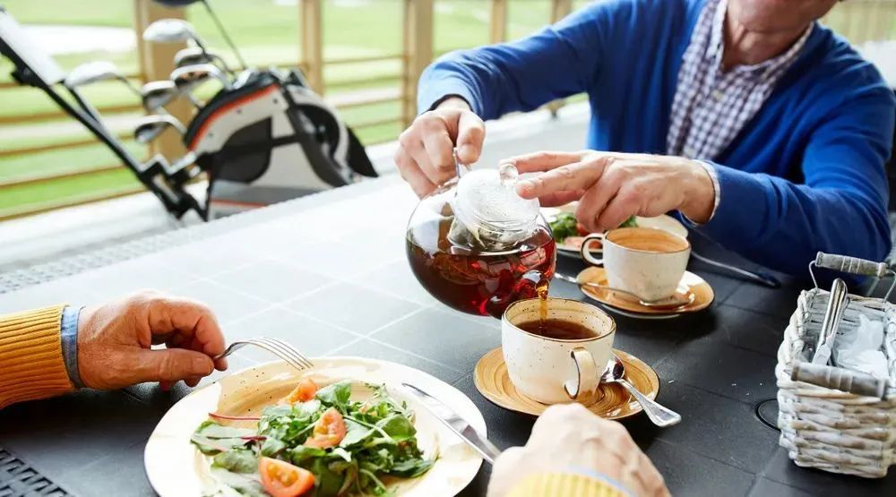 10 small habits after a meal, two are really not recommended!